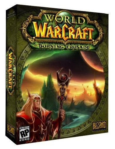 Скачать World of Warcraft: The Burning Crusade (wow.wnet.ua/enGB) (2007).